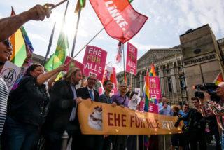 ドイツで同性婚法案が可決