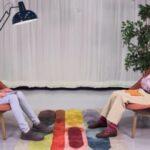 78歳のゲイの男性と13歳のゲイの男の子の対談