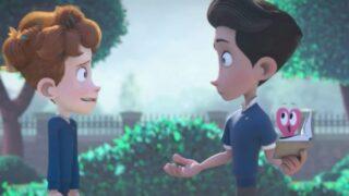 ゲイの少年を描いたアニメ―ション作品『In a Heartbeat』