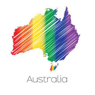 オーストラリア 世界で26番目に同性婚を合法化
