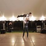 新郎カップルによるファーストダンス