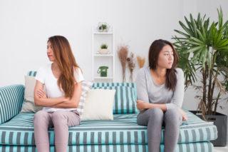 レズビアンカップルはゲイカップルより離婚する可能性が高い?!